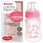 優生真母感特護玻璃奶瓶(一般120ml-粉)