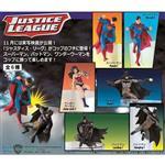 整盒8入 正義聯盟 杯緣子 盒玩 擺飾 杯緣裝飾 PUTITTO 神力女超人 超人 蝙蝠俠
