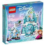 樂高積木LEGO《LT41148》迪士尼公主系列-Elsa's Magical Ice Palace