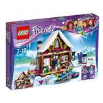 樂高積木 LEGO《 LT41323 》Friends 姊妹淘系列 - 滑雪渡假村小屋
