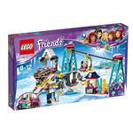 樂高積木 LEGO《 LT41324 》Friends 姊妹淘系列 - 滑雪渡假村滑雪纜車