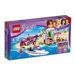 樂高積木 LEGO《 LT41316 》Friends 姊妹淘系列 - 安德里亞的快艇