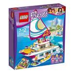 樂高積木 LEGO《 LT41317 》Friends 姊妹淘系列 - 陽光遊艇