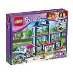 樂高積木LEGO《LT41318》Friends 姊妹淘系列 - 心湖城醫院