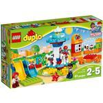 樂高積木 LEGO《 LT10841 》Duplo 得寶系列 - 遊樂場