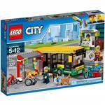 樂高積木 LEGO《 LT60154 》CITY 城市系列 - 巴士站