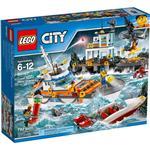 樂高積木 LEGO《 LT60167 》CITY 城市系列 - 海岸巡防總部