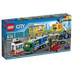 樂高積木 LEGO《 LT60169 》CITY 城市系列 - 貨運站