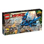 樂高積木 LEGO《 LT70614 》 NINJAGO 旋風忍者系列 - 忍者閃電噴射機