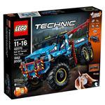 樂高積木 LEGO《 LT42070 》科技 Technic 系列 - 6x6 越野車