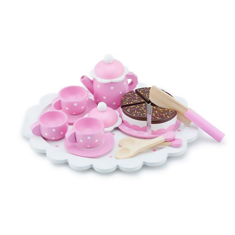 《 荷蘭 New Classic Toys 》甜心下午茶蛋糕組