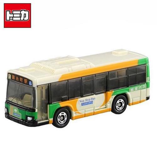 TOMICA 多美小汽車 五十鈴 ERGA TOEI BUS 都營巴士 NO.20 玩具車