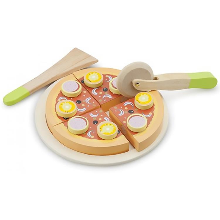 《 荷蘭 New Classic Toys 》經典墨西哥比薩切切樂