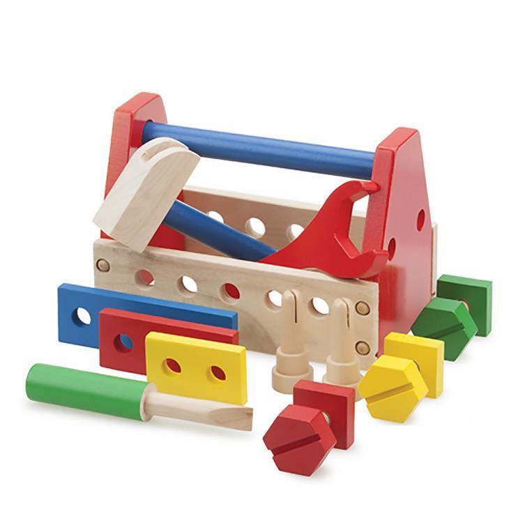《 荷蘭 New Classic Toys 》木製基礎小木匠工具組