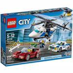 樂高積木 LEGO《 LT60138 》City 城市系列 - 高速追捕