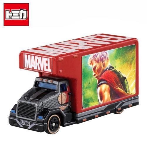 TOMICA Marvel T.U.N.E. Mov2.0 漫威英雄 雷神索爾 宣傳卡車 多美小汽車
