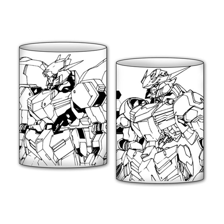 機動戰士鋼彈 鐵血孤兒 玻璃對杯