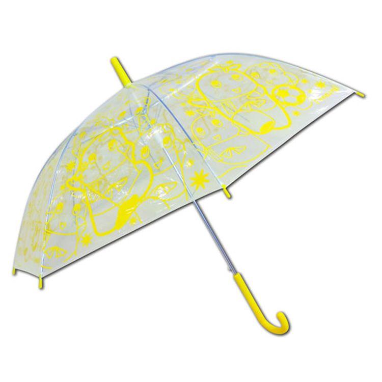 船梨精 透明直傘