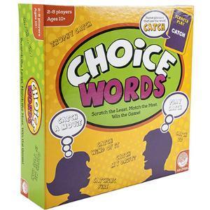 選字任務 桌上遊戲 Choice Words
