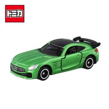 TOMICA NO.7 賓士 BENZ AMG GT-R 跑車 玩具車 多美小汽車
