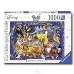【德國Ravensburger拼圖】白雪公主-1000片 Snow White