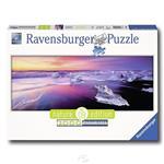 【德國Ravensburger拼圖】冰島 冰川湖-全景拼圖-1000片