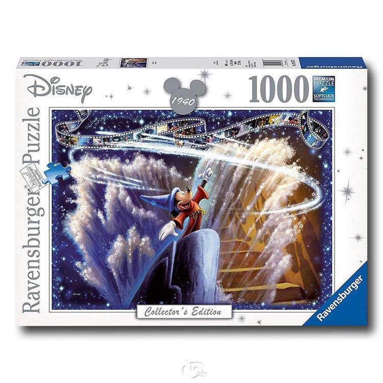 【德國Ravensburger拼圖】迪士尼的幻想收藏-1000片