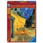 【德國Ravensburger拼圖】梵谷:夜晚露天咖啡座-1000片