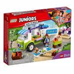 樂高積木 LEGO《 LT10749 》Junior 初學級系列 - 米雅的有機食品市場