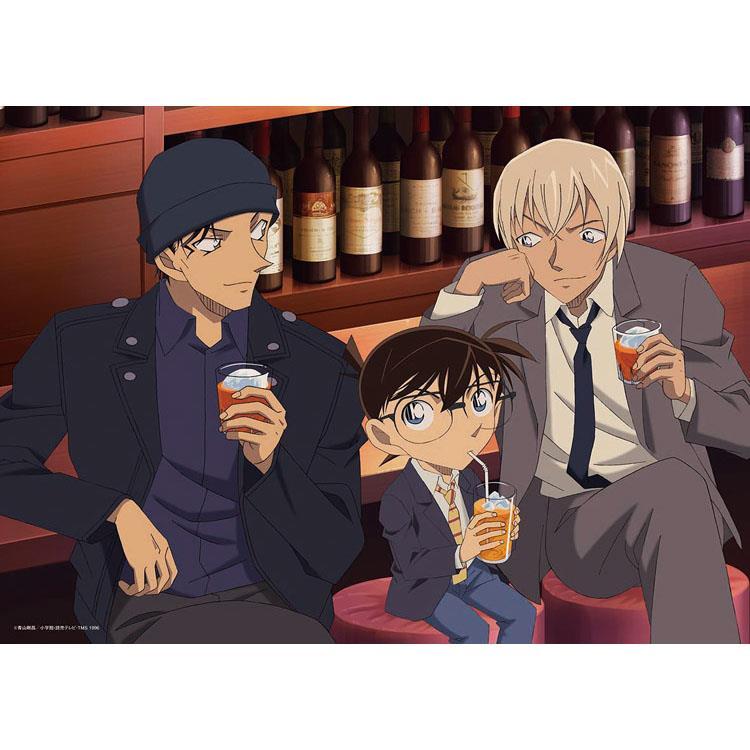 名偵探柯南 酒吧 日系/500P拼圖