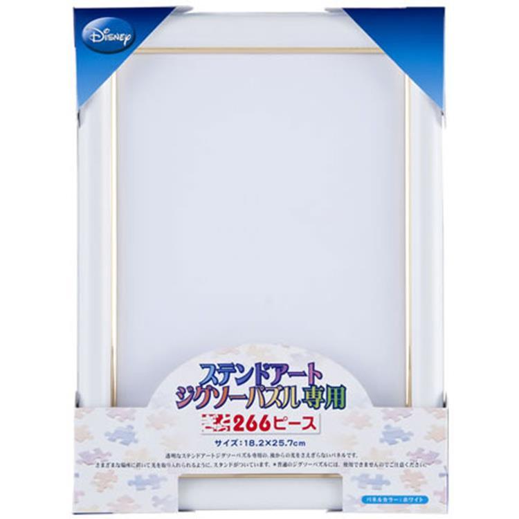 迪士尼 18.2**25.7cm 日系/266P白色鋁框