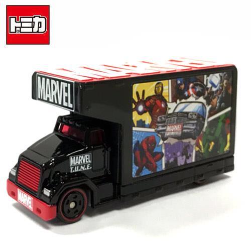TOMICA Marvel T.U.N.E. 漫威英雄 宣傳卡車 EVO.0.0 多美小汽車 玩具車