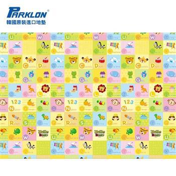 【虎兒寶】PARKLON 韓國帕龍無毒地墊 - 單面切邊【叢林123】