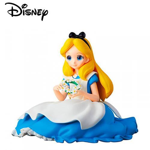 Crystalux 愛麗絲 Alice 公仔 模型 愛麗絲夢遊仙境 迪士尼 Banpresto 萬普