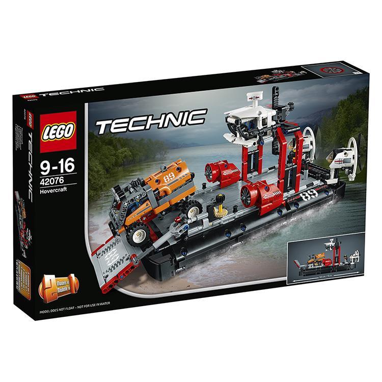 樂高積木 LEGO《 LT42076 》Technic 科技系列 - 氣墊船