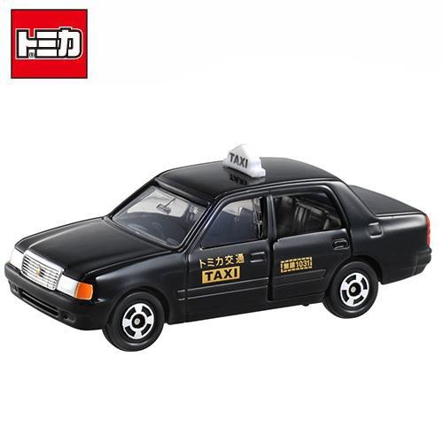 TOMICA NO.51 豐田 皇冠計程車 Crown Comfort 多美小汽車 玩具車