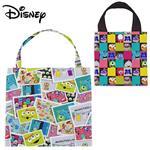 怪獸大學 摺疊 購物袋 環保袋 手提袋 防潑水 毛怪 大眼怪 皮克斯 迪士尼 Disney