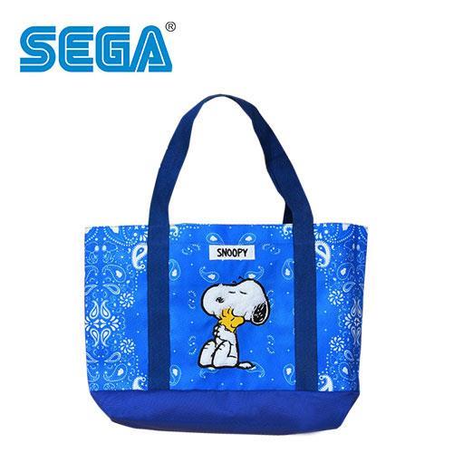 史努比 肩揹提袋 手提袋 肩背包 托特包 Snoopy SEGA