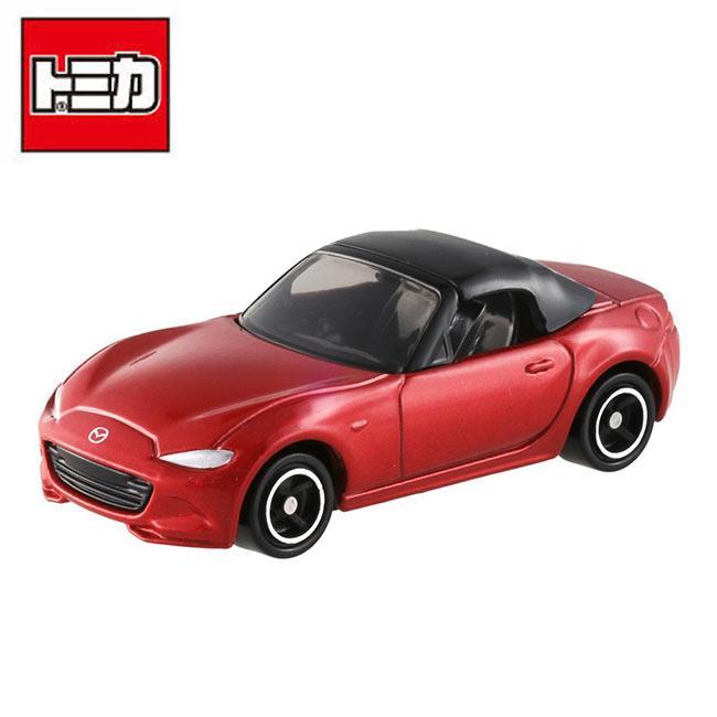 TOMICA NO.26 馬自達 MAZDA ROADSTER MX-5 跑車 玩具車 多美小汽車