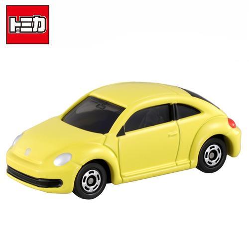 TOMICA NO.33 福斯 BEETLE 金龜車 玩具車 多美小汽車