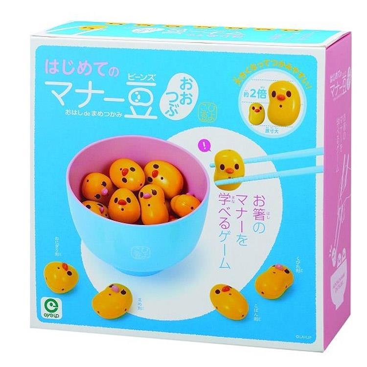 《 日本 EyeUp 》小雞豆豆 (初階版)