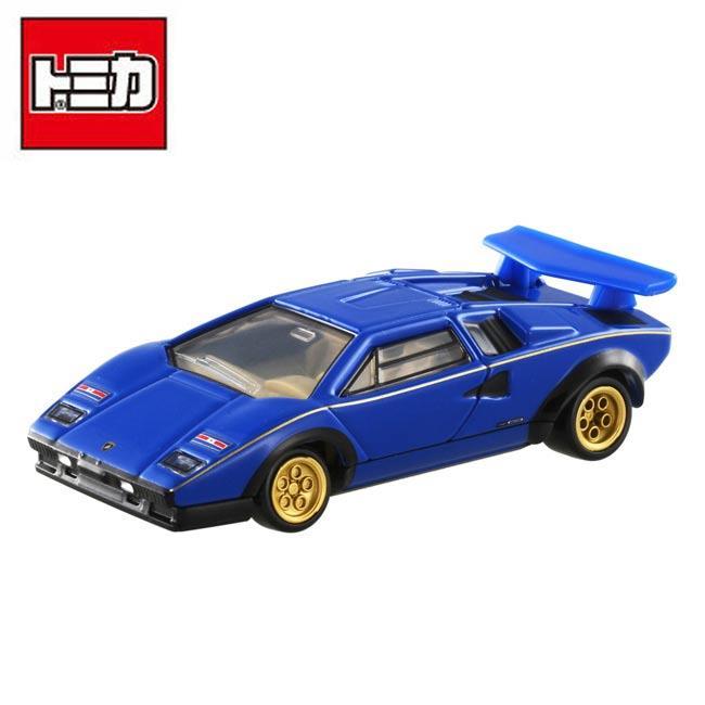 TOMICA PREMIUM 10 藍寶堅尼 LP500S 跑車 Lamborghini 玩具車