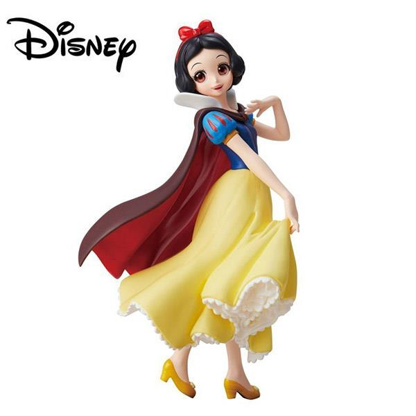 Crystalux 白雪公主 公仔 模型 迪士尼 萬普 Banpresto