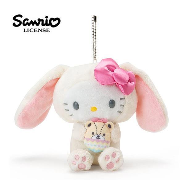 凱蒂貓 復活節彩蛋 玩偶 娃娃 吊飾 Hello Kitty 三麗鷗 Sanrio