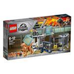 樂高積木 LEGO《 LT75927 》Jurassic World 侏儸紀世界系列 - 冥河龍逃脫