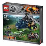 樂高積木 LEGO《 LT75928 》Jurassic World 侏儸紀世界系列 - 直升機追逐