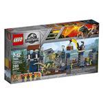 樂高積木 LEGO《 LT75931 》Jurassic World 侏儸紀世界系列 - 雙脊龍脫逃