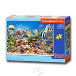 【波蘭Castorland拼圖】絕豔海底-0260片 Colours of the Ocean