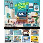 盒裝8款 史努比 西海岸的家 盒玩 擺飾 Snoopy 西海岸家具 Re-Ment