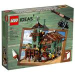 樂高積木 LEGO《 LT21310 》IDEAS 系列 - 老漁具店